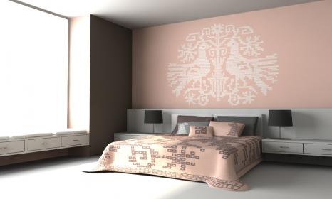 Madár-mozaik 1.