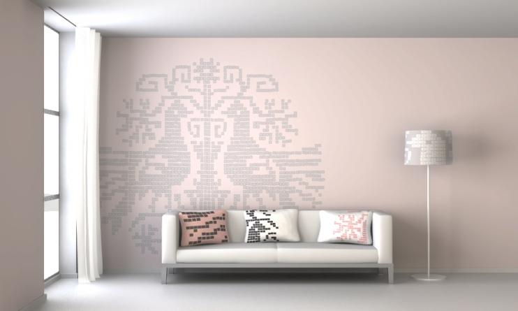 Madár-mozaik 2.
